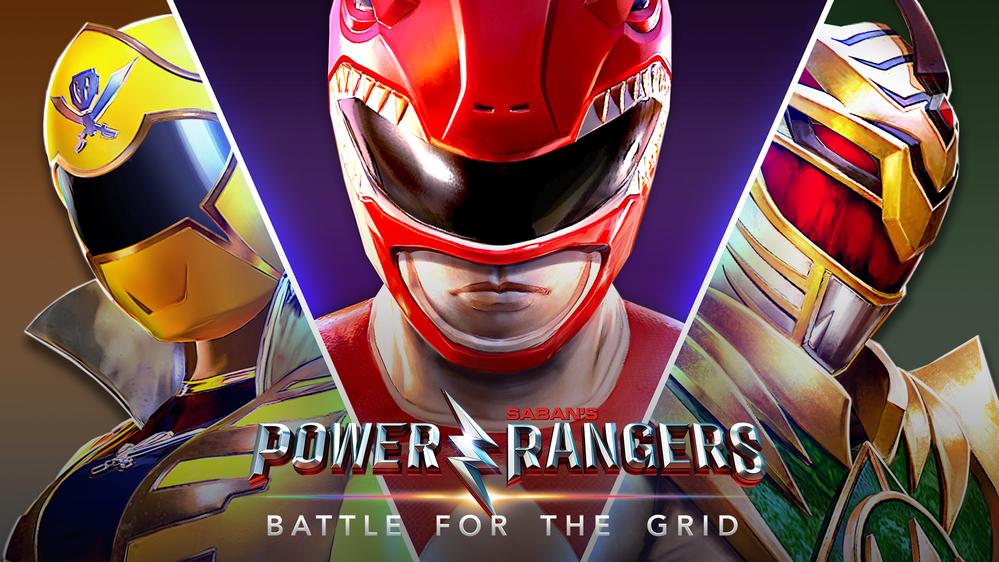 Power Rangers BFTG